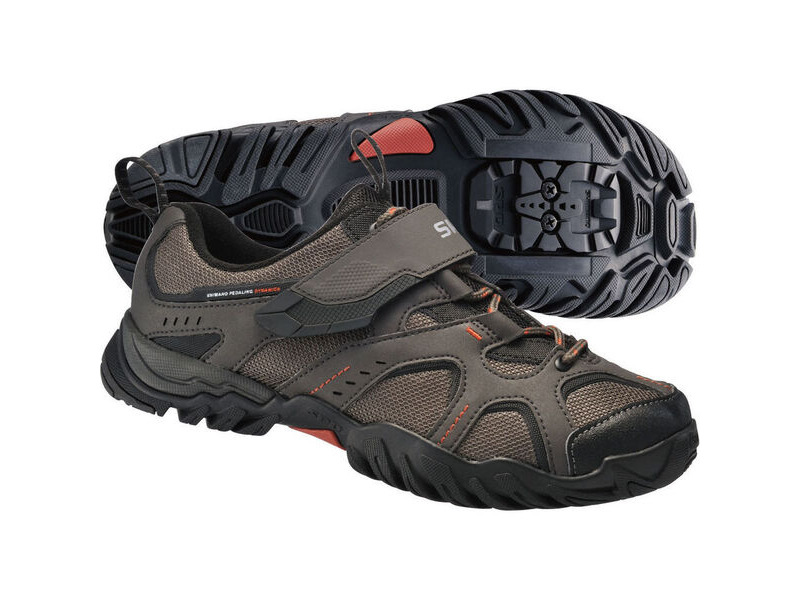 SHIMANO WM43 Womens SPD Touring/Leisure Shoes click to zoom image