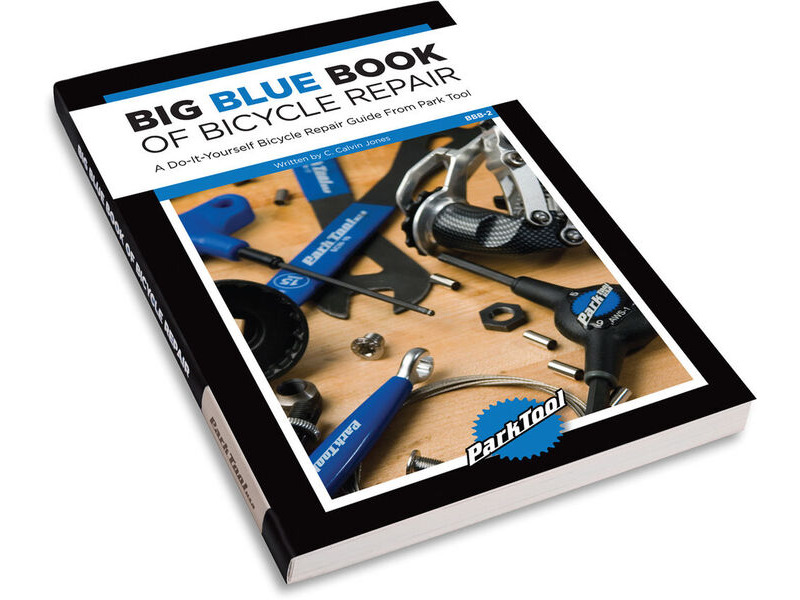PARKTOOL BBB2 - Big Blue Book of Bicycle repair - Volume II click to zoom image