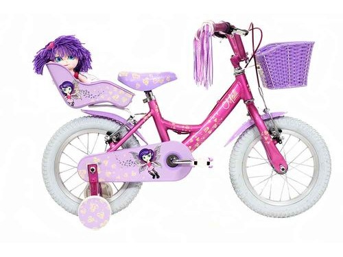"RALEIGH Molly 16"" Girls Bike click to zoom image"
