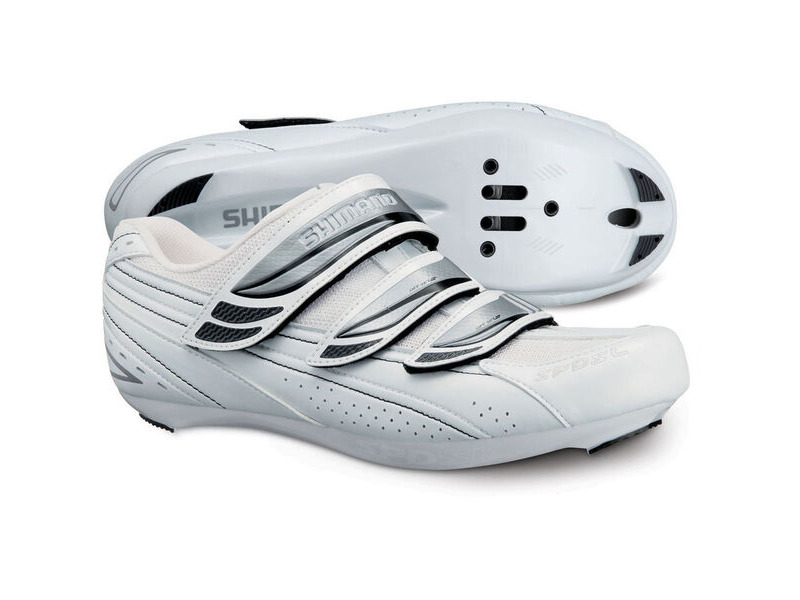 SHIMANO WR31 SPD-SL Road Cycling Shoes click to zoom image