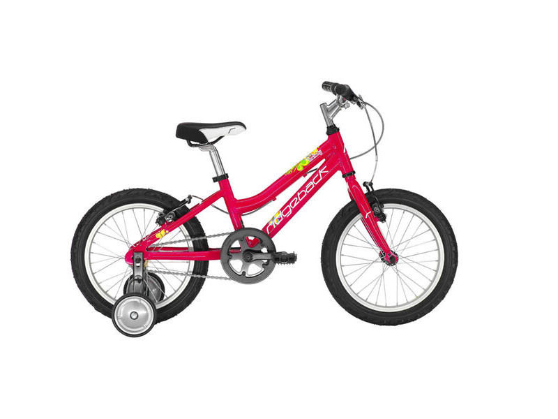 "RIDGEBACK Melody 16"" Girls Bike click to zoom image"