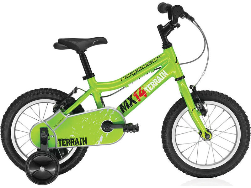 "RIDGEBACK MX14 14"" Boys Bike click to zoom image"
