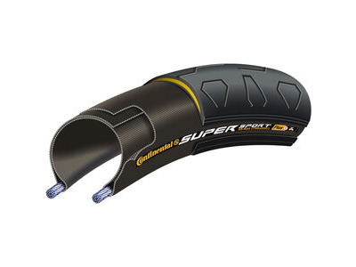 CONTINENTAL Supersport Plus Wired Tyre