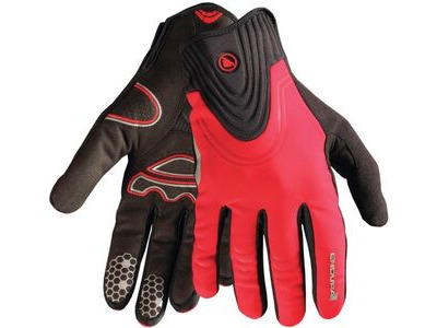 ENDURA Windchill Full Finger Cycling Gloves